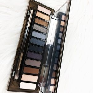 Urban Decay Makeup - NEW Urban Decay Naked Smokey Eyeshadow Palette